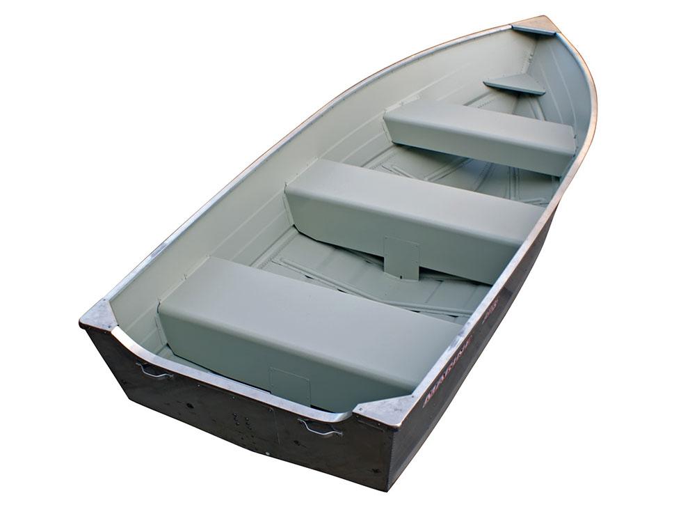 Verrassend Marine 450 S Aluminium consoleboot kopen? JustMarine EI-69