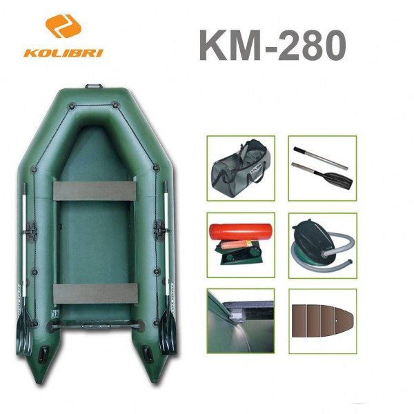 kolibri-rubberboot-km-280